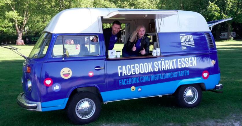 Facebook European Coffee Roadshow